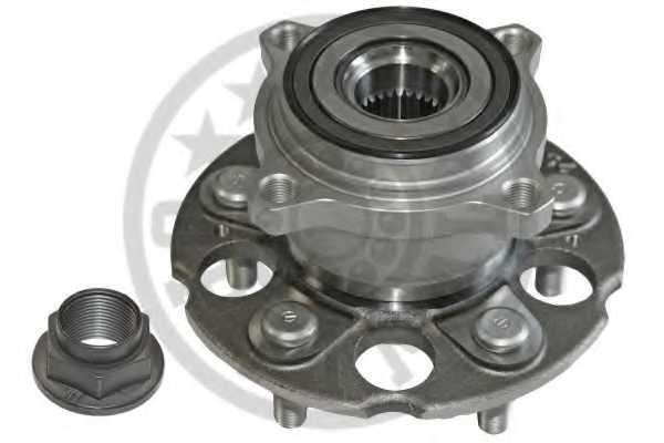 Комплект подшипника ступицы колеса OPTIMAL 912725 - изображение