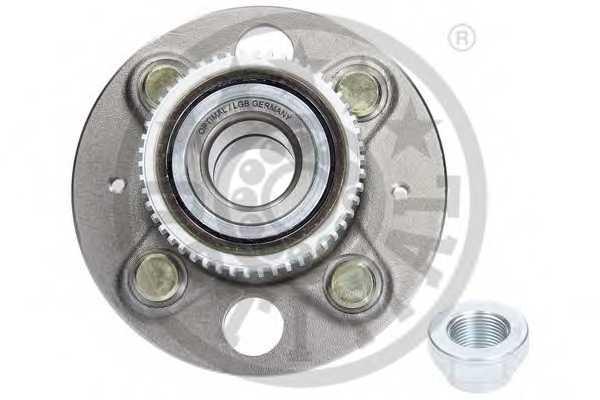 Комплект подшипника ступицы колеса OPTIMAL 912784 - изображение 3
