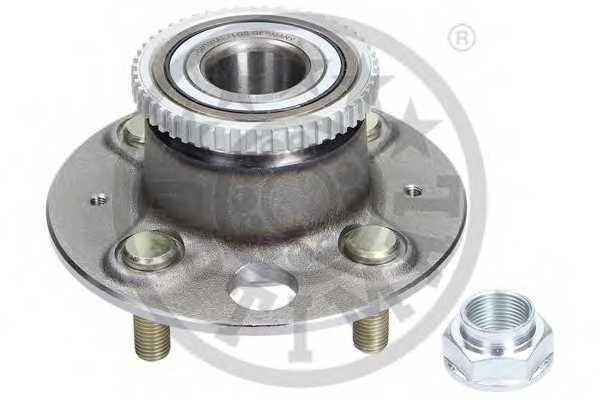 Комплект подшипника ступицы колеса OPTIMAL 912784 - изображение