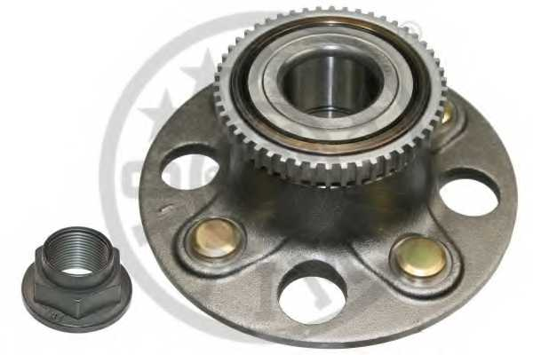 Комплект подшипника ступицы колеса OPTIMAL 912786 - изображение