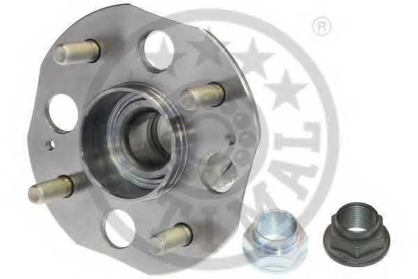 Комплект подшипника ступицы колеса OPTIMAL 912804 - изображение 1