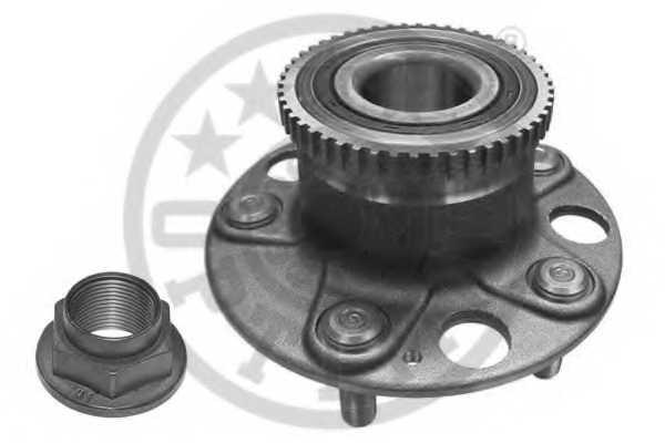 Комплект подшипника ступицы колеса OPTIMAL 912991 - изображение