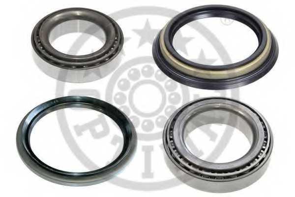 Комплект подшипника ступицы колеса OPTIMAL 921555 - изображение
