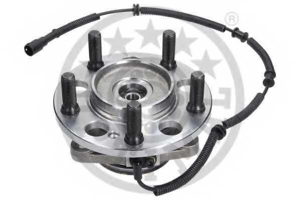 Комплект подшипника ступицы колеса OPTIMAL 921718 - изображение 1