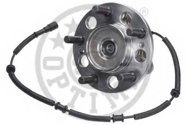 Комплект подшипника ступицы колеса OPTIMAL 921718 - изображение 2
