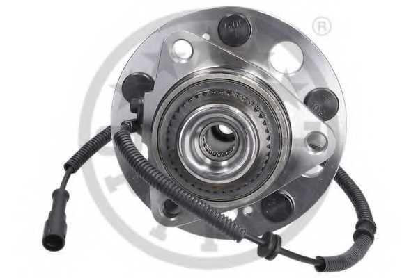 Комплект подшипника ступицы колеса OPTIMAL 921718 - изображение 3