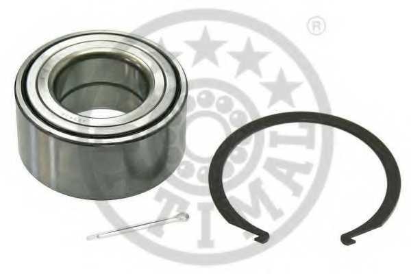Комплект подшипника ступицы колеса OPTIMAL 921906 - изображение