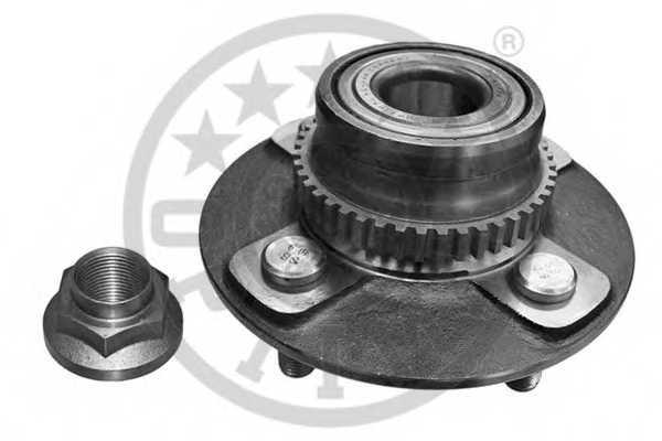 Комплект подшипника ступицы колеса OPTIMAL 922189 - изображение