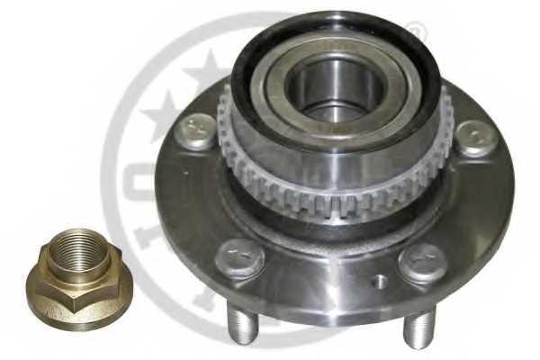 Комплект подшипника ступицы колеса OPTIMAL 922317 - изображение