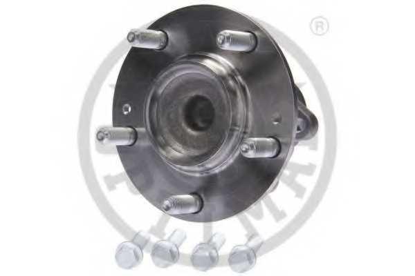 Комплект подшипника ступицы колеса OPTIMAL 922322 - изображение 1