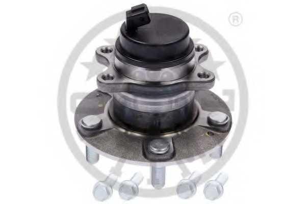 Комплект подшипника ступицы колеса OPTIMAL 922322 - изображение