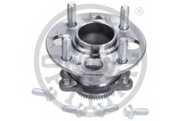 Комплект подшипника ступицы колеса OPTIMAL 922361 - изображение 1