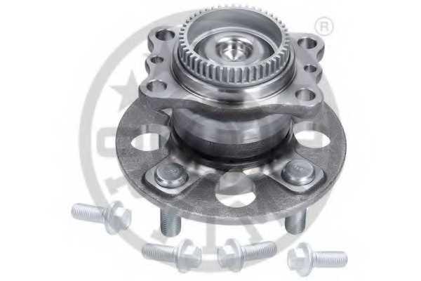 Комплект подшипника ступицы колеса OPTIMAL 922361 - изображение