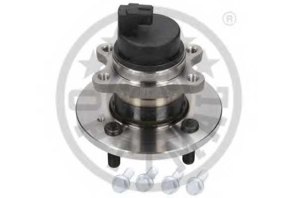 Комплект подшипника ступицы колеса OPTIMAL 922406 - изображение 1