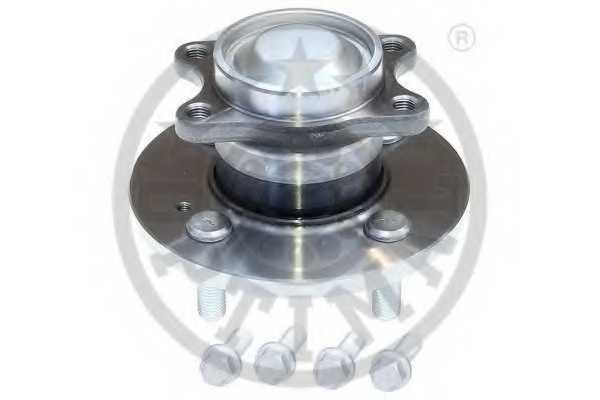 Комплект подшипника ступицы колеса OPTIMAL 922408 - изображение