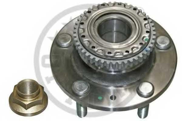 Комплект подшипника ступицы колеса OPTIMAL 922489 - изображение