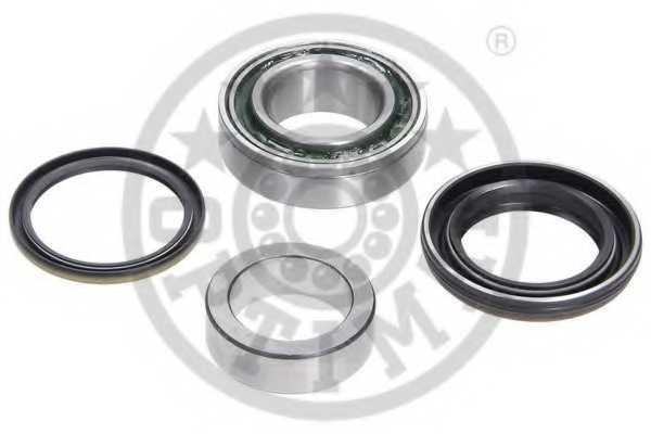 Комплект подшипника ступицы колеса OPTIMAL 922557 - изображение 1