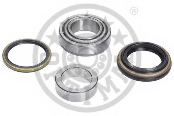 Комплект подшипника ступицы колеса OPTIMAL 922557 - изображение