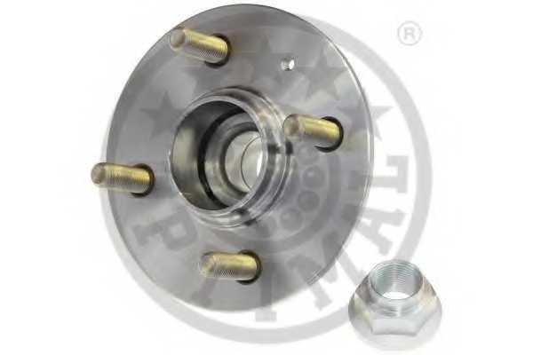 Комплект подшипника ступицы колеса OPTIMAL 922697 - изображение 1