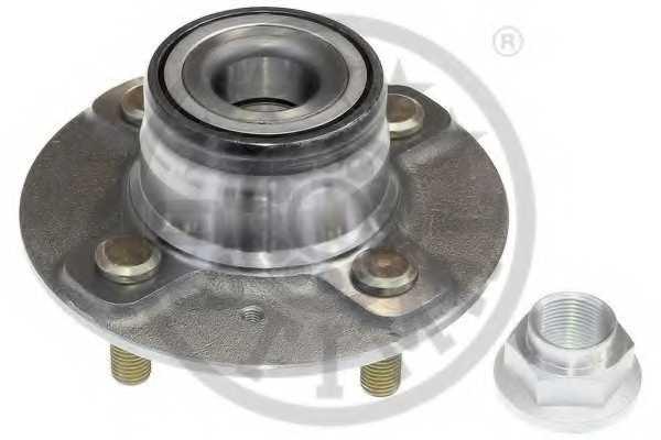 Комплект подшипника ступицы колеса OPTIMAL 922697 - изображение