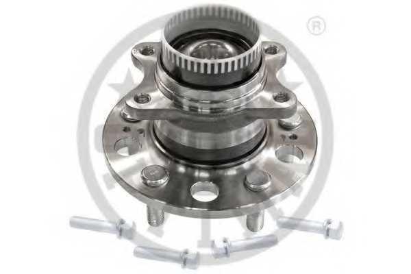 Комплект подшипника ступицы колеса OPTIMAL 922777 - изображение