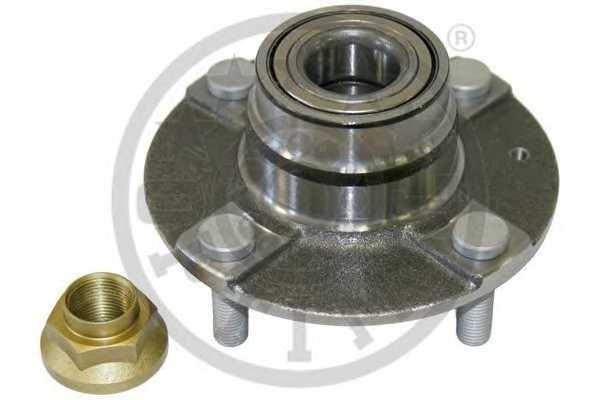 Комплект подшипника ступицы колеса OPTIMAL 922781 - изображение