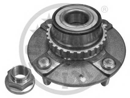 Комплект подшипника ступицы колеса OPTIMAL 922783 - изображение
