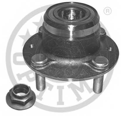 Комплект подшипника ступицы колеса OPTIMAL 922787 - изображение
