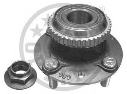 Комплект подшипника ступицы колеса OPTIMAL 922789 - изображение