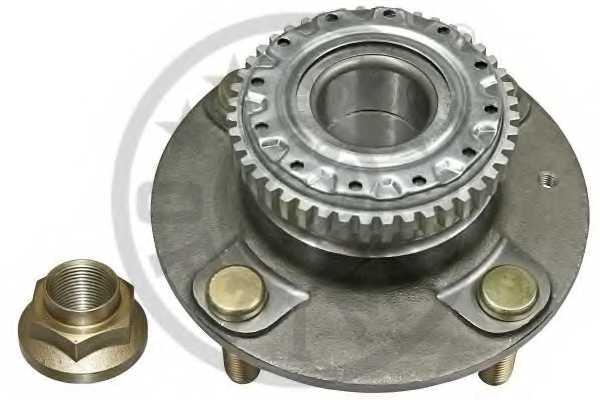 Комплект подшипника ступицы колеса OPTIMAL 922871 - изображение