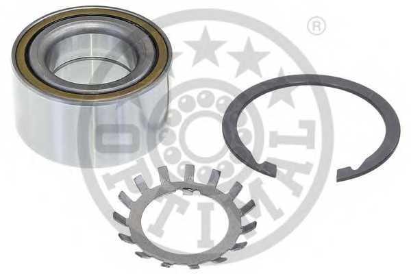 Комплект подшипника ступицы колеса OPTIMAL 922877 - изображение