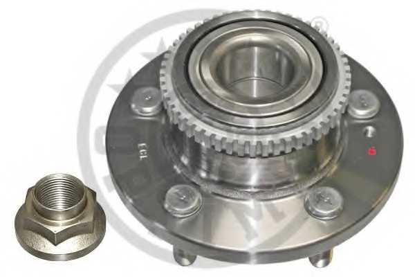 Комплект подшипника ступицы колеса OPTIMAL 922878 - изображение