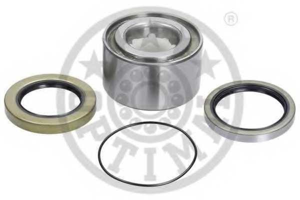 Комплект подшипника ступицы колеса OPTIMAL 922923 - изображение