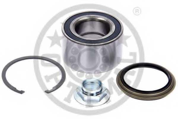 Комплект подшипника ступицы колеса OPTIMAL 940371 - изображение