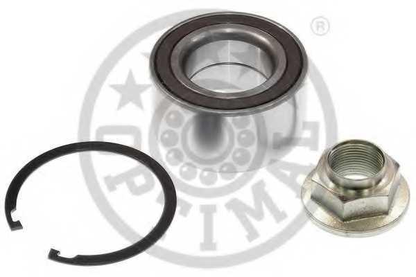 Комплект подшипника ступицы колеса OPTIMAL 941105 - изображение
