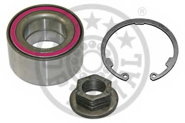 Комплект подшипника ступицы колеса OPTIMAL 941202 - изображение