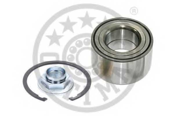 Комплект подшипника ступицы колеса OPTIMAL 941237 - изображение