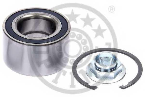 Комплект подшипника ступицы колеса OPTIMAL 941311 - изображение