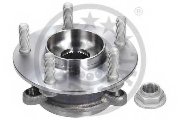 Комплект подшипника ступицы колеса OPTIMAL 941401 - изображение 1