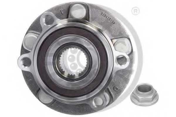 Комплект подшипника ступицы колеса OPTIMAL 941401 - изображение 2