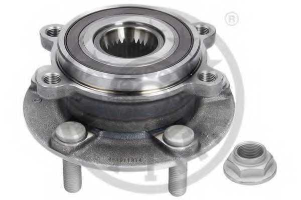 Комплект подшипника ступицы колеса OPTIMAL 941401 - изображение