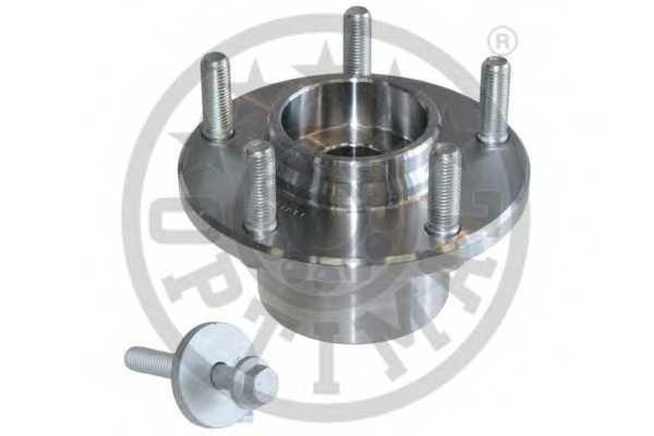 Комплект подшипника ступицы колеса OPTIMAL 941667 - изображение 1