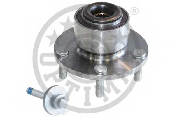 Комплект подшипника ступицы колеса OPTIMAL 941667 - изображение