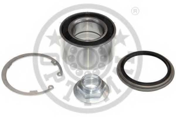 Комплект подшипника ступицы колеса OPTIMAL 941700 - изображение