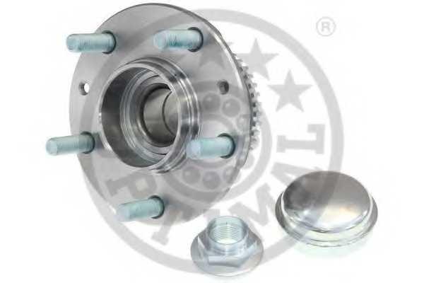Комплект подшипника ступицы колеса OPTIMAL 941862 - изображение 1