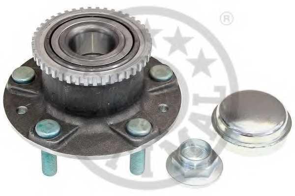 Комплект подшипника ступицы колеса OPTIMAL 941862 - изображение