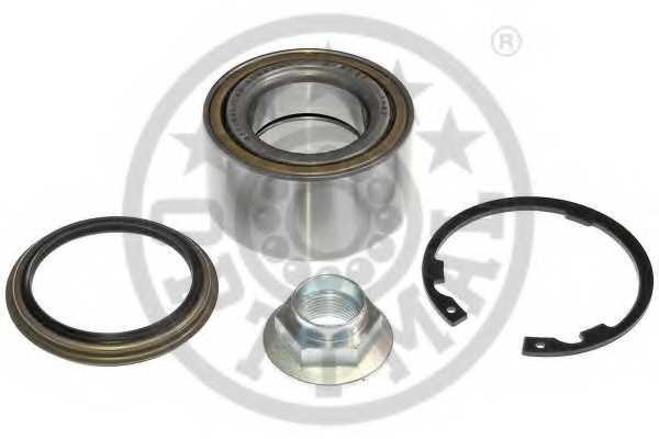 Комплект подшипника ступицы колеса OPTIMAL 941941 - изображение
