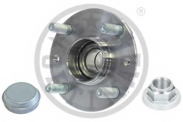 Комплект подшипника ступицы колеса OPTIMAL 942177 - изображение 1
