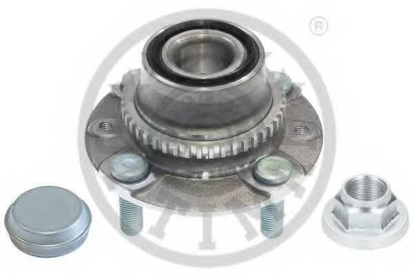 Комплект подшипника ступицы колеса OPTIMAL 942177 - изображение