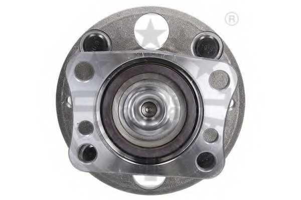 Комплект подшипника ступицы колеса OPTIMAL 942204 - изображение 2